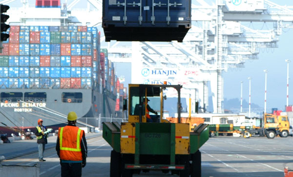 ILWU in action Oakland