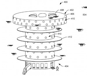 Amazon Hive Drone Delivery System