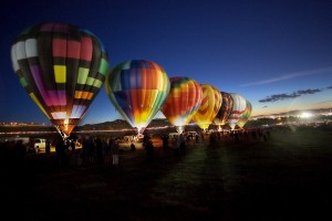 Reno Balloon Race Dawn Patrol 2012